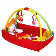 Развивающий коврик BabyOno Клоун 494