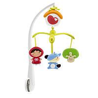 Музыкальный механический мобиль на кроватку Chicco Красная шапочка 60132