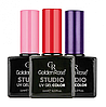 Цветной лак-гель «Golden Rose» STUDIO UV GEL COLOR