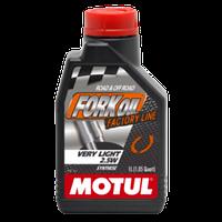 Гідравлічне масло Motul Fork Oil Very Light Factory Line 2.5 W 1л