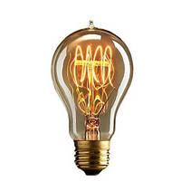 "Лампа Эдисона ""шар"" Lemanso 40W E27 220-240V 2700K / LM720"
