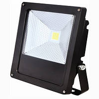 Прожектор LED 10w 6500K IP65 1LED LEMANSO чёрный / LMP2-10