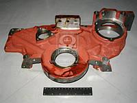 Крышка распределительного шестерен голая (производитель ММЗ) 240-1002065-А2