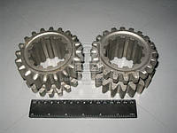 Шестерня привода 1-й ступенчатая редуктор старого образца Zб=20, Zм=20 (производитель МЗШ) 50-1701196
