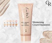 Тональный крем «Golden Rose» MOISTURIZING CREAM FOUNDATION