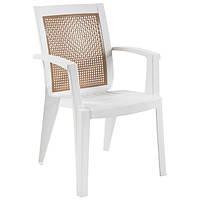 Крісло «Sapphire» (колір зелений, білий), фото 1