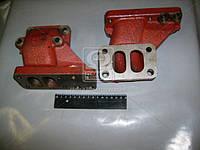 Переходник глушителя Д 260 (производитель ММЗ) 260-1008025