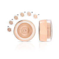 МУСС-ОСНОВА «Golden Rose» Mousse Foundation