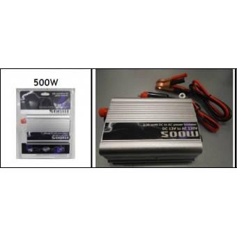 Преобразователь напряжения 12V-220V TBE 500W Вт, фото 2