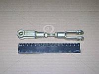 Тяга управления распределителем с вилками 146 мм (производитель МТЗ) 80-4607260