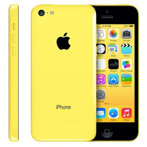 Apple iPhone 5C 32GB (Yellow) Refurbished