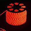 Дюралайт LED 2WAY 13мм красный (36 led/m) Lemanso /LMD005