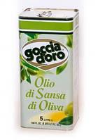 Оливковое Масло Goccia D´Oro Sansa - 5 л (ИТАЛИЯ)