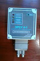 Электронный регулятор сигнализатор уровня ЭРСУ-4-1