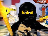 Ниндзяго Лего 1 Вафельная картинка