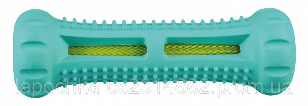 Игрушка для собак Trixie Denta Fun Кость, резина 14 см