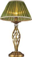 Лампа настольная Altalusse INL- 6121T-01 Golden green