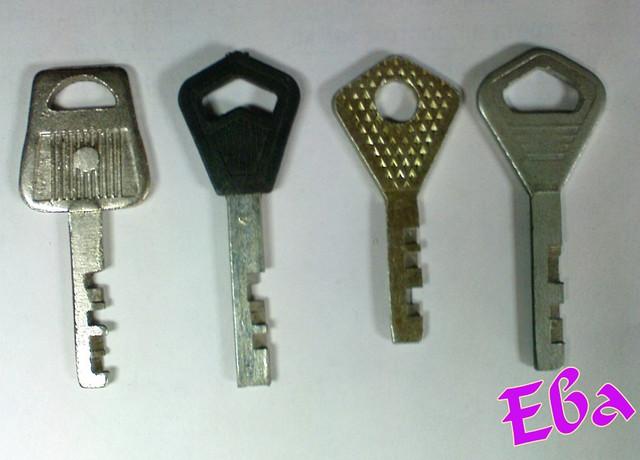 Изготовление финских ключей