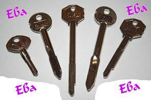 Крестовые ключи