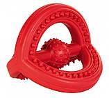 Игрушка для собак Trixie Капкан, резина, фото 4