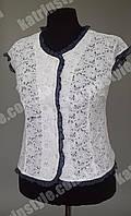 Легкая и невероятно красивая женская блузка