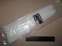 Хомут пластиковый 3.6х300мм. белый 100 штук/ упаковка  DK22-3.6х300WT
