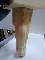 Ножка мебельная резная