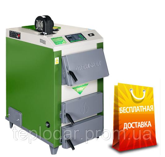 Твердотопливный котел DREW-MET MJ-3 24 кВт