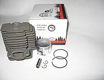 Цилиндр с поршнем для мотопомпы Forte 40F-6, покрытие хром, (d=40 мм)