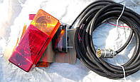 Электрооборудование  к-кт прицепа полный 2птс-4