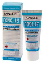 NanoLine Порох–ЛЕГ бальзам для проблемної шкіри
