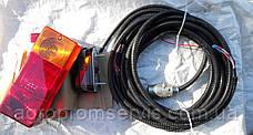 Комплект электропроводки тракторного прицепа 2 ПТС-4полный комплект, фото 2