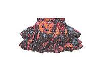 Яркая юбка для девочки Deux par Deux