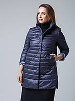 Clasna куртка демисезонная 099 т.синий, фото 1