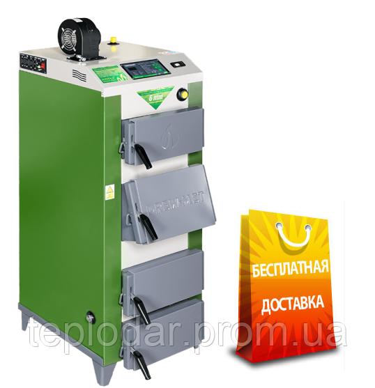 Твердотопливный котел DREW-MET MJ-1NM 24 кВт