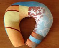 Подушка ортопедическая - дорожная (подкова)