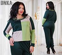 Женский батальный костюм ДГат1032