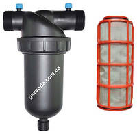 Сетчатый фильтр 1 1/4 дюйм 32 мм для капельного полива