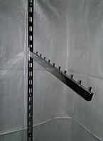 Флейта кронштейн прямоугольная для перфопрофиля