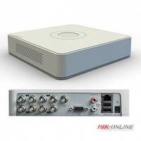 8 канальныйTurbo hd видеорегистратор  DS-7108HGHI-SH (1080p)