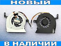 Кулер TOSHIBA Satellite C600, C600D, L645, L645D Новый вентилятор