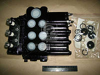 Гидрораспределитель МР80-4/4-222 (производитель Гидросила-МЗТГ) Р80-3/4-222