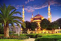 Пазл Castorland - Голубая мечеть, Турция (Blue Mosque, Turkey)