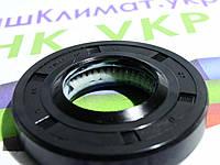 Сальник 25*50.55*10/12, DC62-00007A ОРИГИНАЛ, смазанный, Для стиральной машины самсунг, samsung.