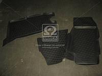 Коврики FORD TRANSIT пара 2005- (производитель Петропласт) pp-162