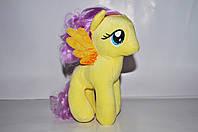 Мягкая игрушка My little pony - Флаттершай 19 см