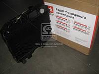 Радиатор водяного охлажденияУАЗ (3-х рядн) медный  3741-1301010-01С