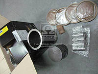 Гильзо-комплект УАЗ d=92,0 (ГП+Палец+ стакан + поршневые кольца ольца) (Black Edition) М/К (МД Кострома)