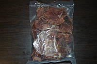 Мясо свинины вяленое в упаковке 0.5 кг