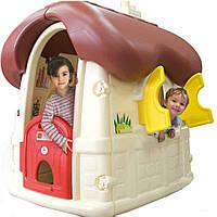 Injusa Шоколадний котедж дитячий ігровий будиночок